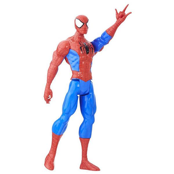 Купить Hasbro Spider-Man B9760 Фигурка Титаны: Человек-паук, Фигурка Hasbro Spider-Man