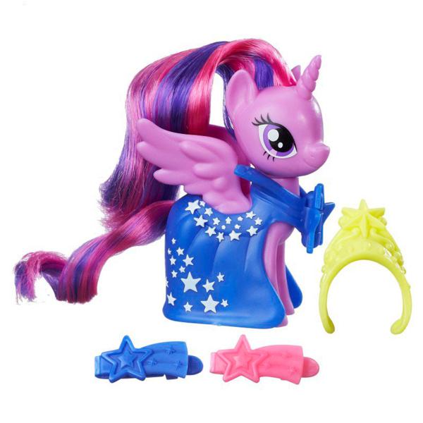 Купить Hasbro My Little Pony B8810 Май Литл Пони Пони-модницы (в ассортименте), Кукла Hasbro My Little Pony