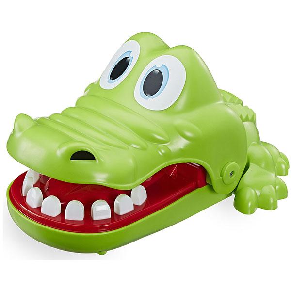 Купить Hasbro Other Games E4898 Настольная игра Крокодильчик Дантист, Настольные игры Hasbro Other Games