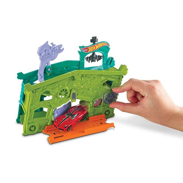 Игровой набор Mattel Hot Wheels - Автотреки и машинки Hot Wheels, артикул:147073