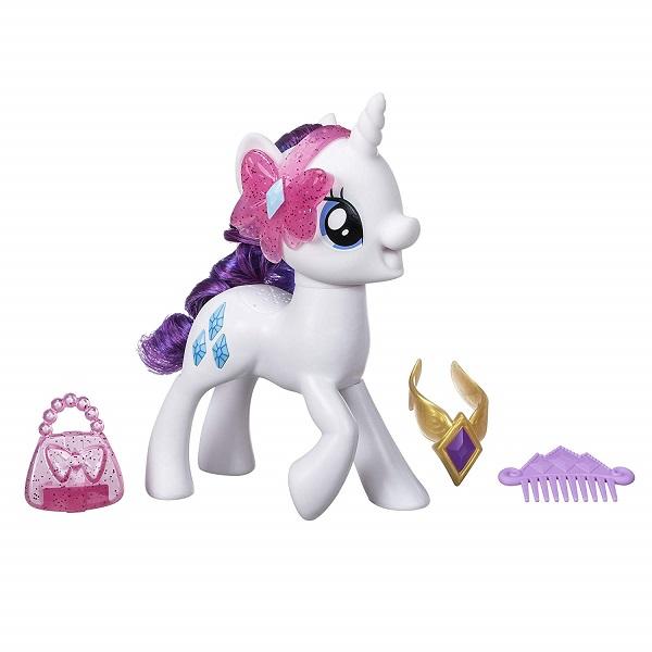 Купить Hasbro My Little Pony E1973/E2584 Май Литл Пони Разговор о дружбе Рарити, Игровые наборы и фигурки для детей Hasbro My Little Pony