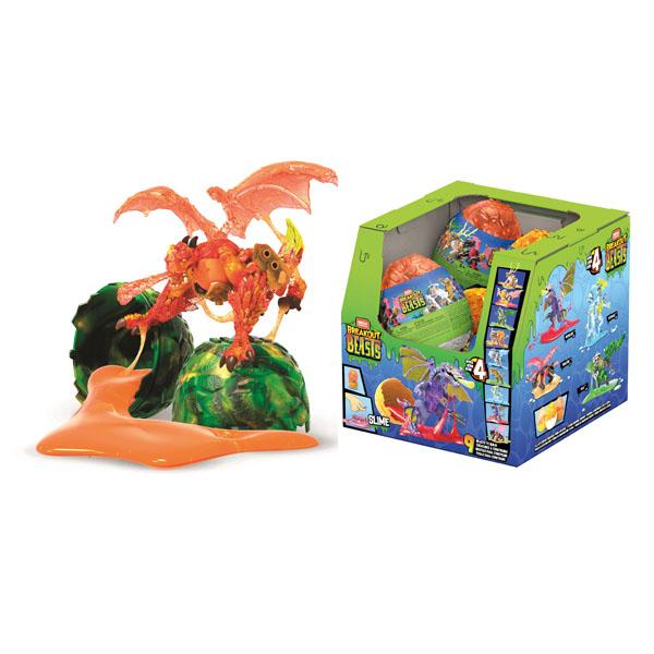 Купить Mattel Mega Bloks GCK31 Mega Construx Удивительные звери в яйце (в ассортименте), Конструктор Mattel Mega Bloks