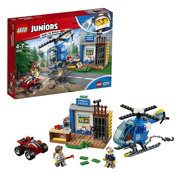 Конструкторы LEGO - Джуниорс, артикул:152423