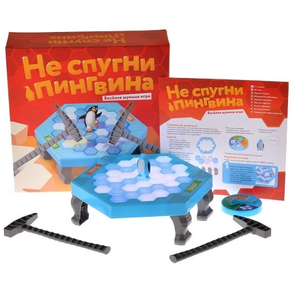 Magellan MAG112912 Настольная игра Не спугни пингвина