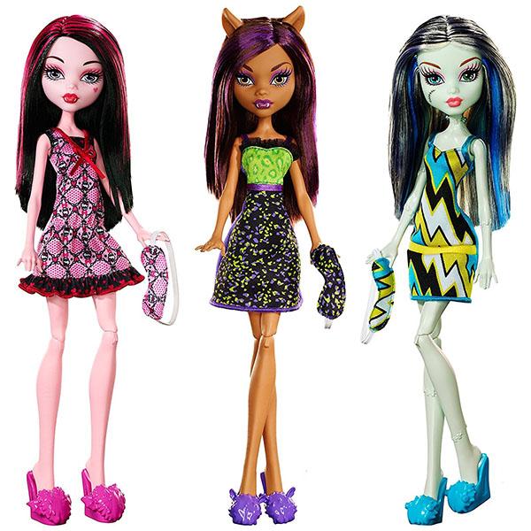 Кукла Mattel Monster High от Toy.ru