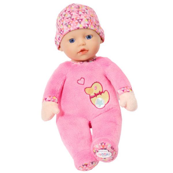 Купить Zapf Creation Baby Born 825-310 Бэби Борн Кукла мягкая с твердой головой, 30 см, Куклы и пупсы Zapf Creation