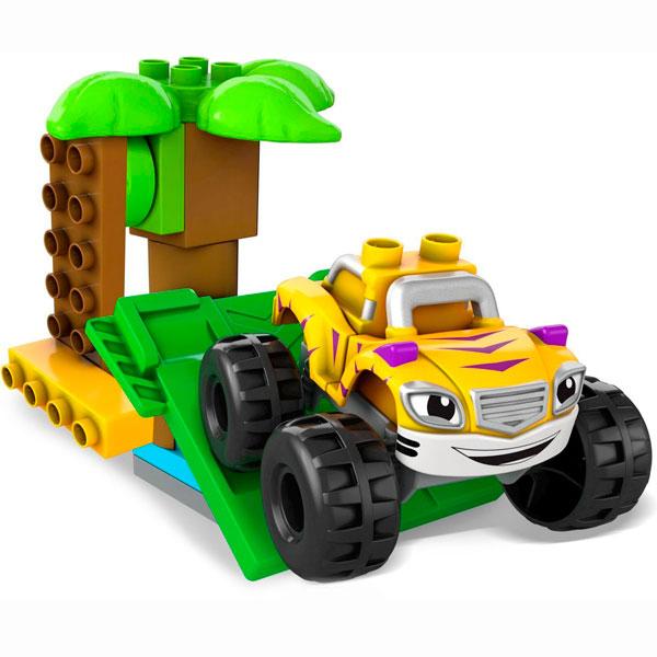 Машинка Mattel Mega Bloks - Любимые герои, артикул:151755