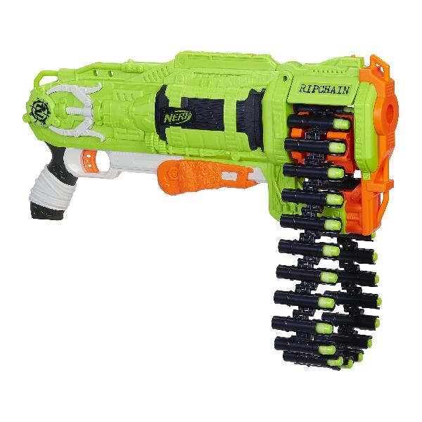 Hasbro Nerf E2146 Нерф Бластер Зомби Цепевик, арт:154913 - Оружие и снаряжение, Игровые наборы