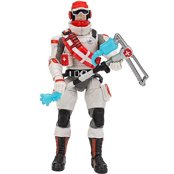 Купить Fortnite FNT0099 Фигурка Triage Trooper с аксессуарами, Игровые наборы и фигурки для детей Fortnite