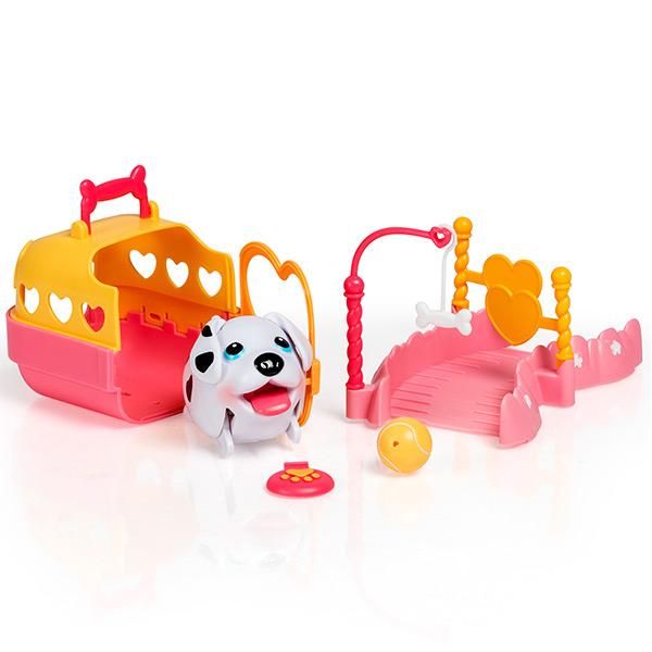Chubby Puppies 56701 Упитанные собачки Игровой набор Детская площадка