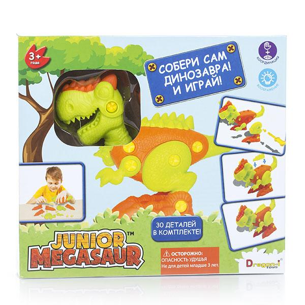 Купить Junior Megasaur 16918 Игровой набор Собери динозавра , Интерактивная игрушка Junior Megasaur