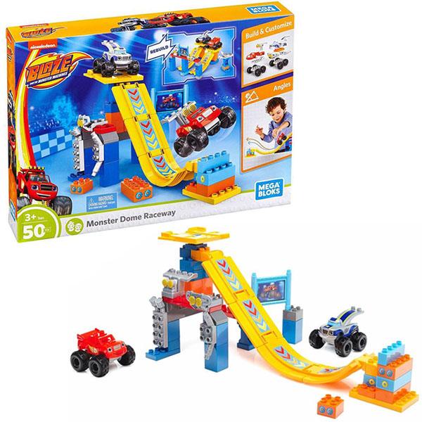 Конструктор Mattel Blaze - Любимые герои, артикул:151865