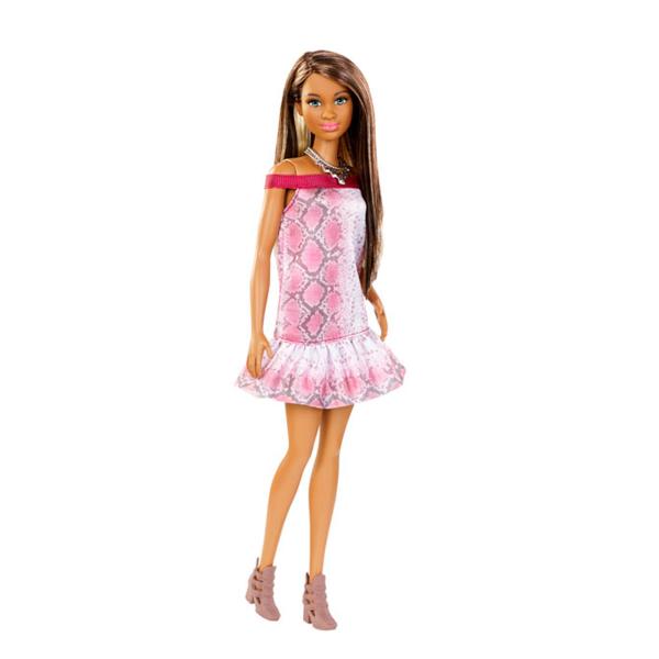 Купить Mattel Barbie FGV00 Барби Кукла из серии Игра с модой , Кукла Mattel Barbie