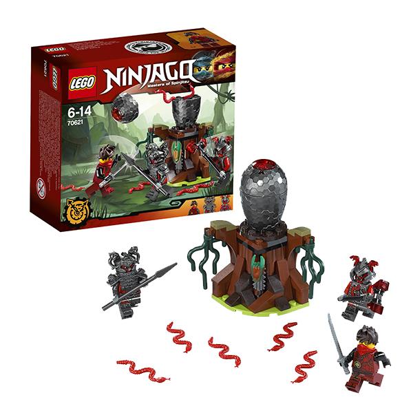 Конструктор LEGO - Ниндзяго, артикул:145726