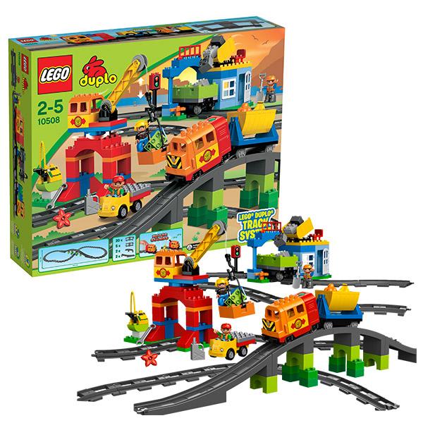 Конструктор LEGO - Дупло, артикул:44693