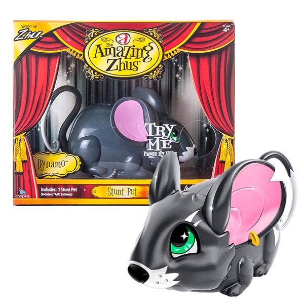 Игровой набор Amazing Zhus 26004 Удивительные Жу Мышка-циркач Кардини