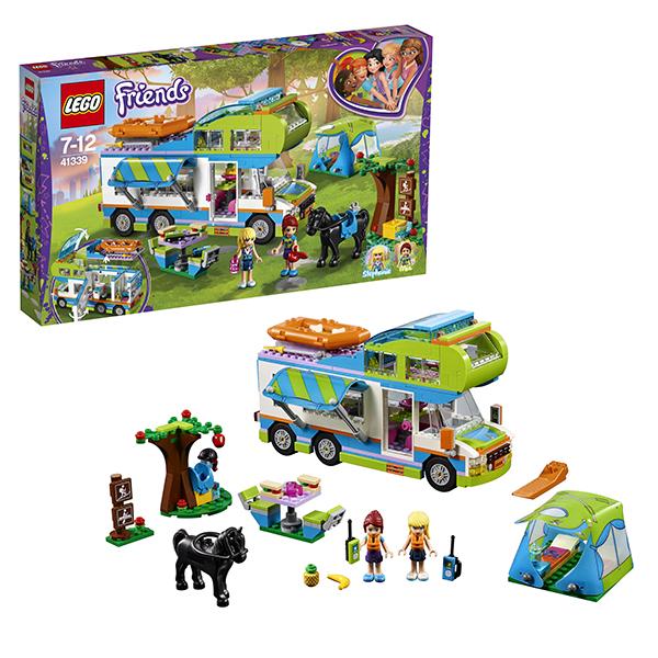 Купить LEGO Friends 41339 Конструктор ЛЕГО Подружки Дом на колёсах, Конструкторы LEGO