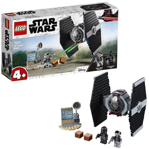 Купить LEGO Star Wars 75237 Конструктор ЛЕГО Звездные Войны Истребитель СИД, Конструктор LEGO