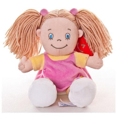 Aurora 50-187 Аврора Кукла-девочка, 25 см