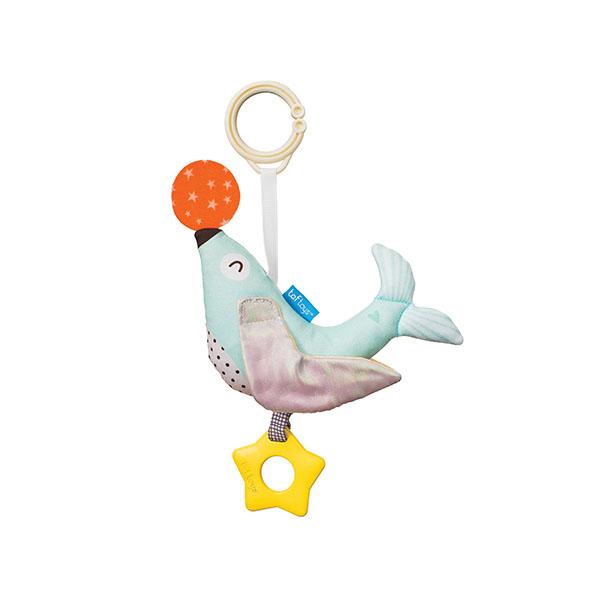 """Развивающие игрушки для малышей TAF TOYS Taf Toys 12325 Таф Тойс Прорезыватель """"Морской котик"""" по цене 599"""