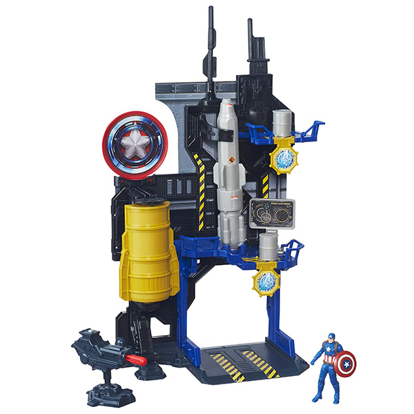Hasbro Avengers B5770 Игровая башня Мстителей (в ассортименте), арт:138765 - Супергерои, Игровые наборы