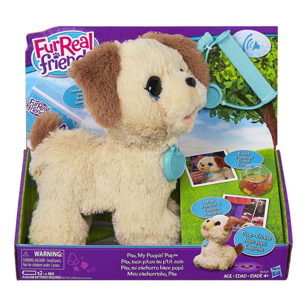 Интерактивная игрушка Hasbro Furreal Friends Furreal Friends B3527 Весёлый щенок Пакс