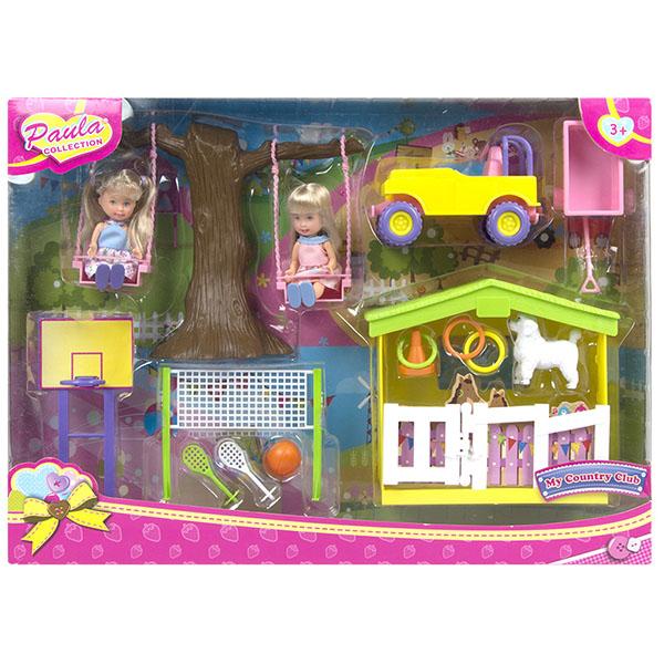 Купить Paula MC23301 Игровой набор Игры на свежем воздухе , Игровые наборы и фигурки для детей Paula