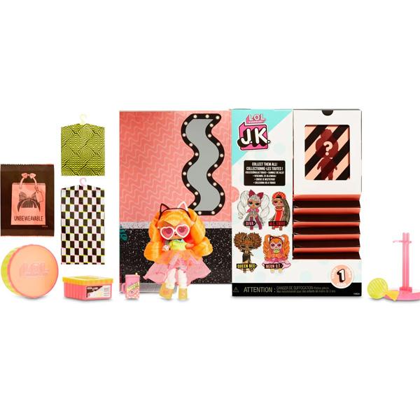 L.O.L. Surprise 570776 Куколка J.K. - Neon Q.T.  173196