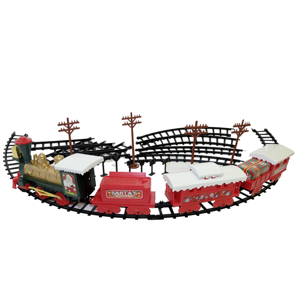 EZTEC 60616 Железная дорога CHRISTMAS TRAIN по цене 1 999