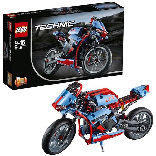 Lego Technic 42036 Лего Техник Спортбайк