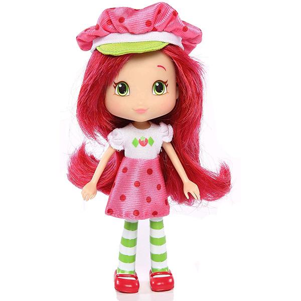 Купить Strawberry Shortcake 12236 Шарлотта Земляничка Кукла Земляничка 15 см, Кукла Strawberry Shortcake