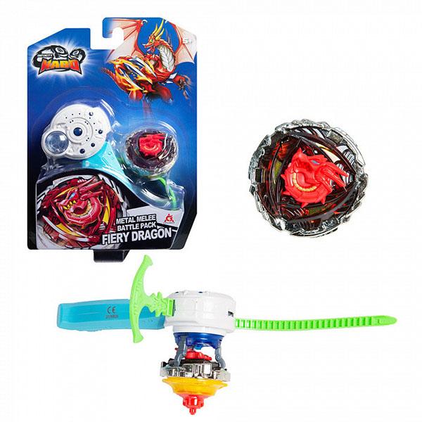 Купить Infinity Nado 37698 Инфинити Надо Волчок Классик, Fiery Dragon , Игровые наборы Infinity Nado