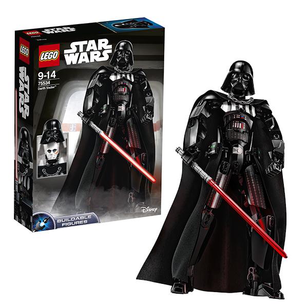 Купить Lego Star Wars 75534 Лего Звездные войны Дарт Вейдер, Конструкторы LEGO