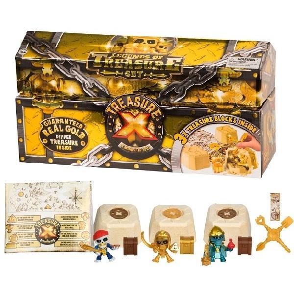 Treasure X 41501T Мега набор В поисках сокровищ, арт:156003 - Фигурки, Игровые наборы