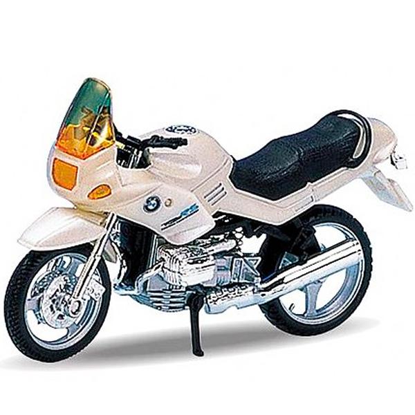 Мотоцикл Welly - Коллекционные машинки, артикул:93820