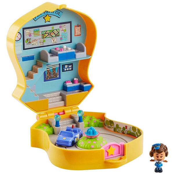 Купить Mattel Toy Story GGX49 История игрушек-4 Игровой набор с одной мини-фигуркой, Игровые наборы и фигурки для детей Mattel Toy Story