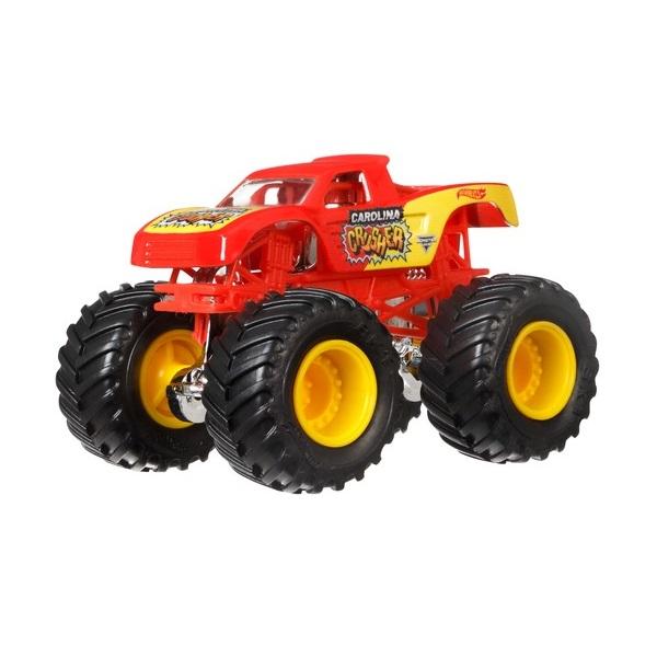 Купить Mattel Hot Wheels 21572 Хот Вилс MONSTER JAM машинки 1:64, Игрушечные машинки и техника Mattel Hot Wheels