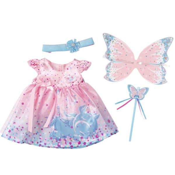 Купить Zapf Creation Baby born 823-644 Бэби Борн Платье феи, Одежда для куклы Zapf Creation