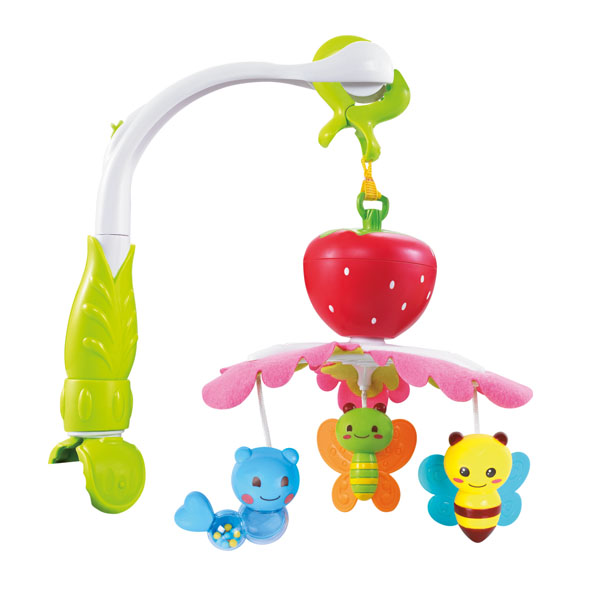 """ToysLab (Bebelino) 57095 Музыкальный мобиль """"Мой сад"""" фото"""