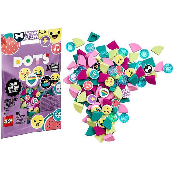 Конструкторы LEGO — LEGO DOTs 41908 ЛЕГО Дотс Дополнительные элементы DOTS