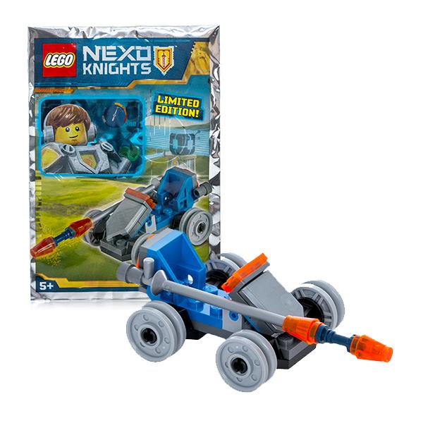 Купить LEGO Nexo Knights 271606 Конструктор ЛЕГО Нексо Повозка рыцаря, Конструктор LEGO