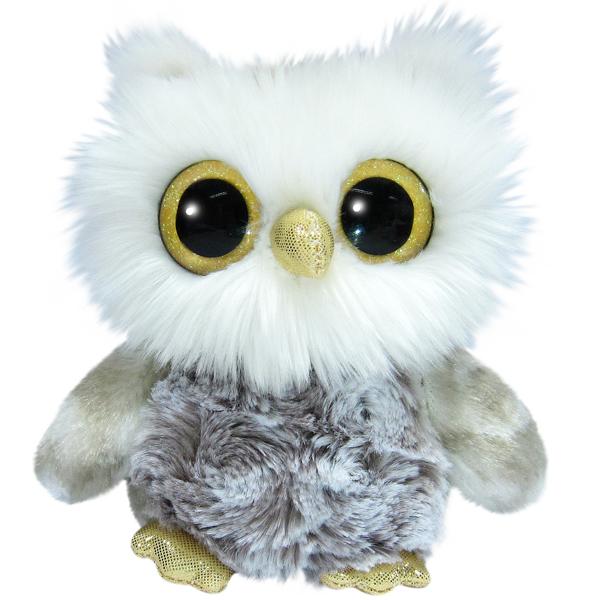 Купить Юху и его друзья 171220H Сова, 12 см, Мягкая игрушка Aurora