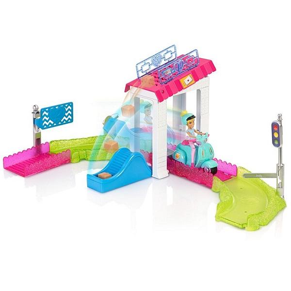Купить Mattel Barbie FHV85 Барби Кукла В движении Игровой набор Почта , Игровые наборы и фигурки для детей Mattel Barbie