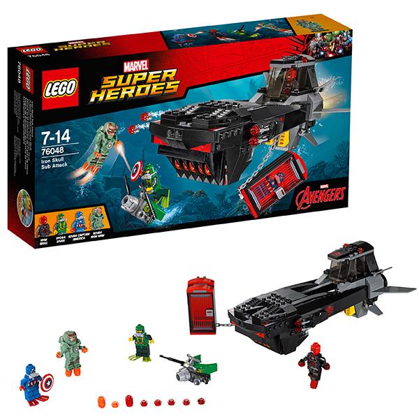 Конструктор LEGO - Супер Герои, артикул:127070