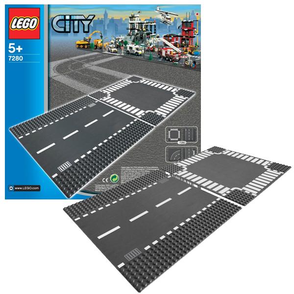 Конструктор LEGO - Город, артикул:37302