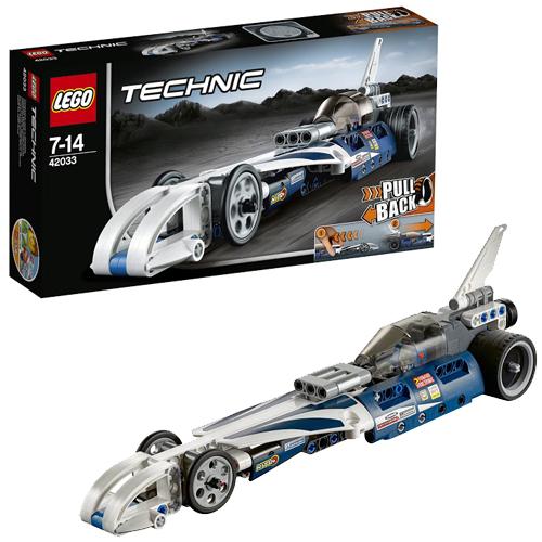 Lego Technic 42033 Лего Техник Рекордсмен