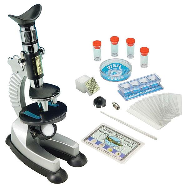Купить Edu Toys MS701 Микроскоп 100*750, Детские микроскопы и телескопы Edu Toys