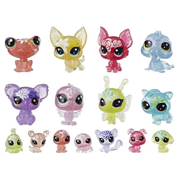 Купить Hasbro Littlest Pet Shop E5148 Литлс Пет Шоп Игровой набор Букетный набор петов , Игровые наборы и фигурки для детей Hasbro Littlest Pet Shop