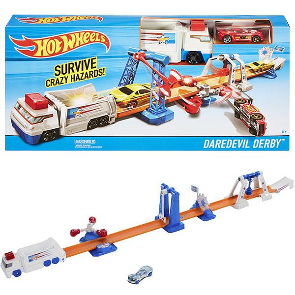 Игровые наборы Mattel Hot Wheels - Автотреки и машинки Hot Wheels, артикул:149082