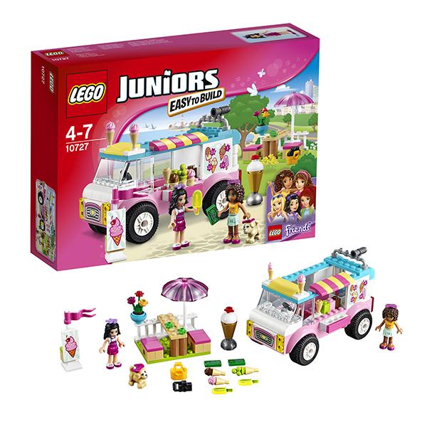 Конструктор LEGO - Джуниорс, артикул:139756